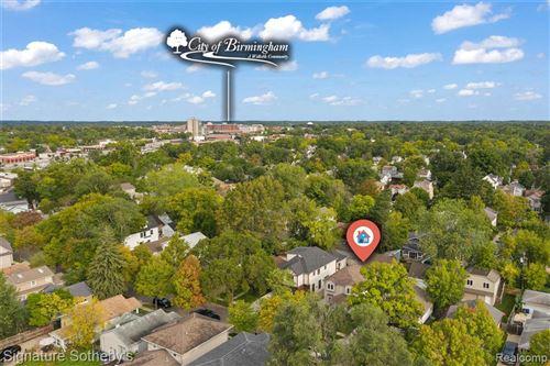 Tiny photo for 1527 BENNAVILLE AVE, Birmingham, MI 48009-7180 (MLS # 40103295)