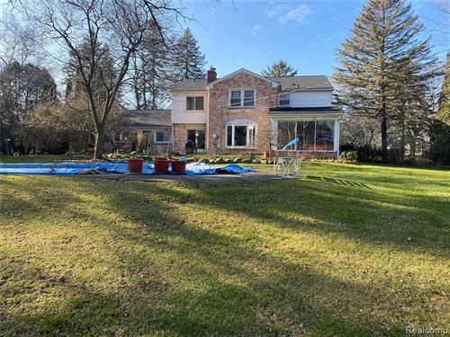 Tiny photo for 4551 BRAFFERTON DR, Bloomfield Hills, MI 48302-2206 (MLS # 40126302)