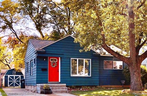 Tiny photo for 622 MARLIN AVE, Royal Oak, MI 48067-1370 (MLS # 40136304)