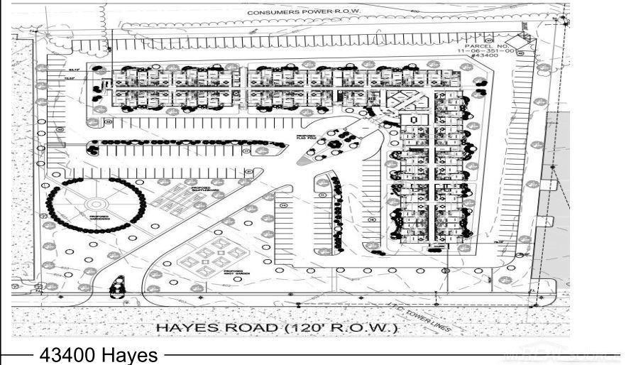 43400 Hayes #The Plaza of Lakesid, Clinton Township, MI 48038 - MLS#: 31364304