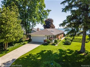 Photo of 5304 LAKESHORE RD, Fort Gratiot, MI 48059-3118 (MLS # 21622305)