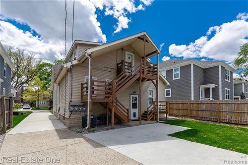 Tiny photo for 939 E 3RD ST, Royal Oak, MI 48067-2831 (MLS # 40169308)