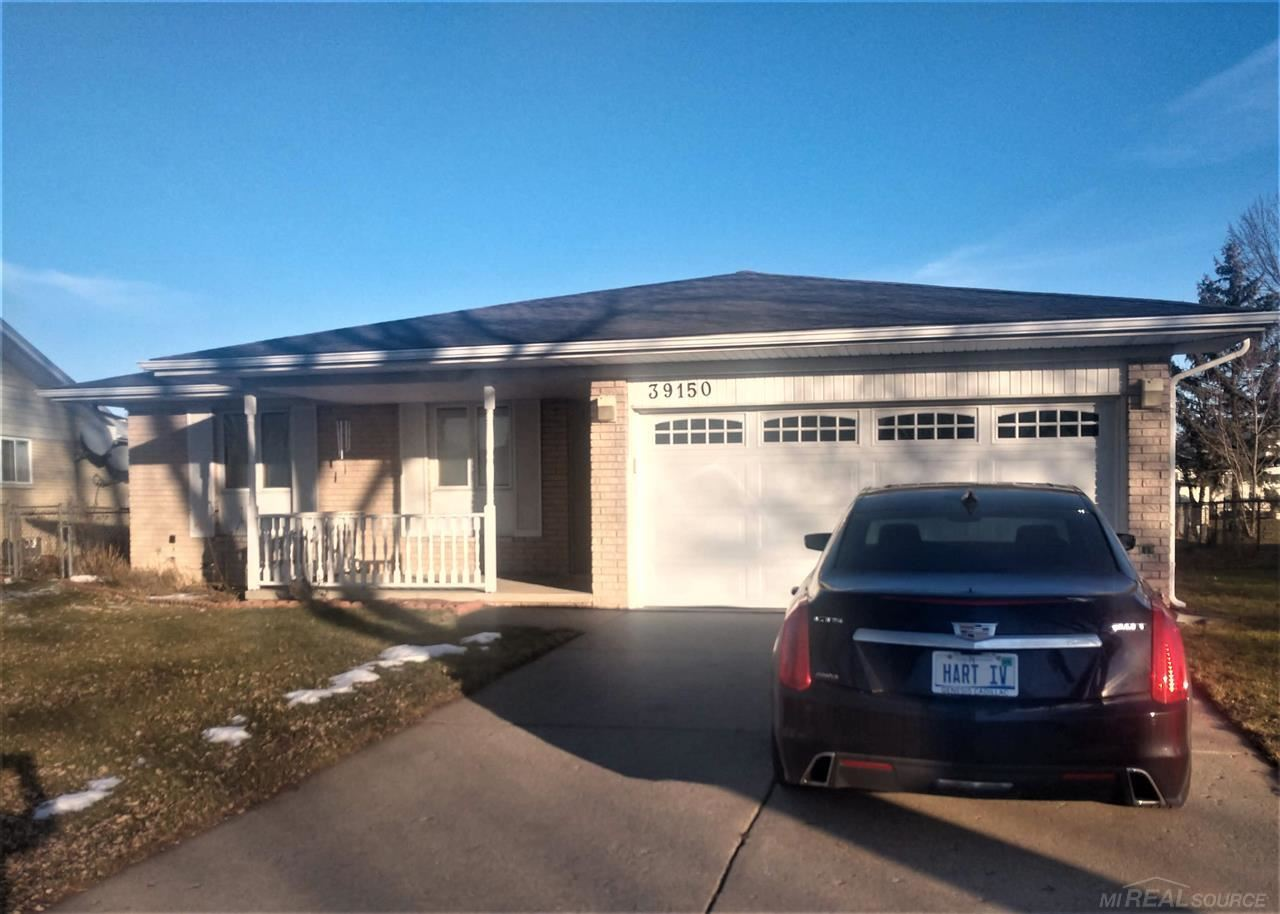 Photo of 39150 Faith, Sterling Heights, MI 48310 (MLS # 50006308)