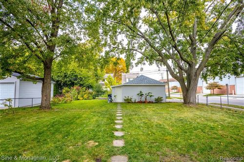 Tiny photo for 489 E CAMBOURNE ST, Ferndale, MI 48220-1307 (MLS # 40113312)
