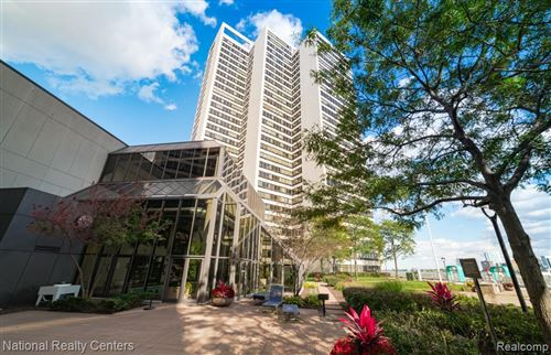 Tiny photo for 300 RIVERFRONT DR, Detroit, MI 48226-4508 (MLS # 40112313)