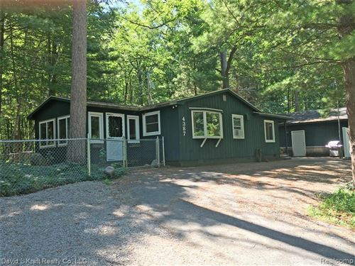 Photo of 4387 OLD SAND RD, Caseville, MI 48725-9779 (MLS # 40085317)