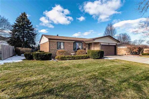 Photo of 14618 Edshire, Sterling Heights, MI 48312 (MLS # 50006318)