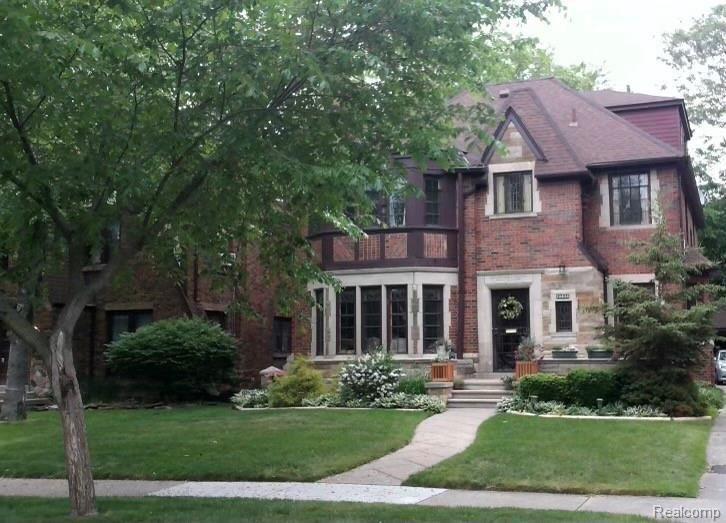 Photo for 18434 MUIRLAND ST, Detroit, MI 48221-2235 (MLS # 40244319)