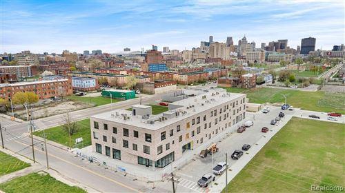 Photo of 3730 4TH ST, Detroit, MI 48201 (MLS # 40168322)