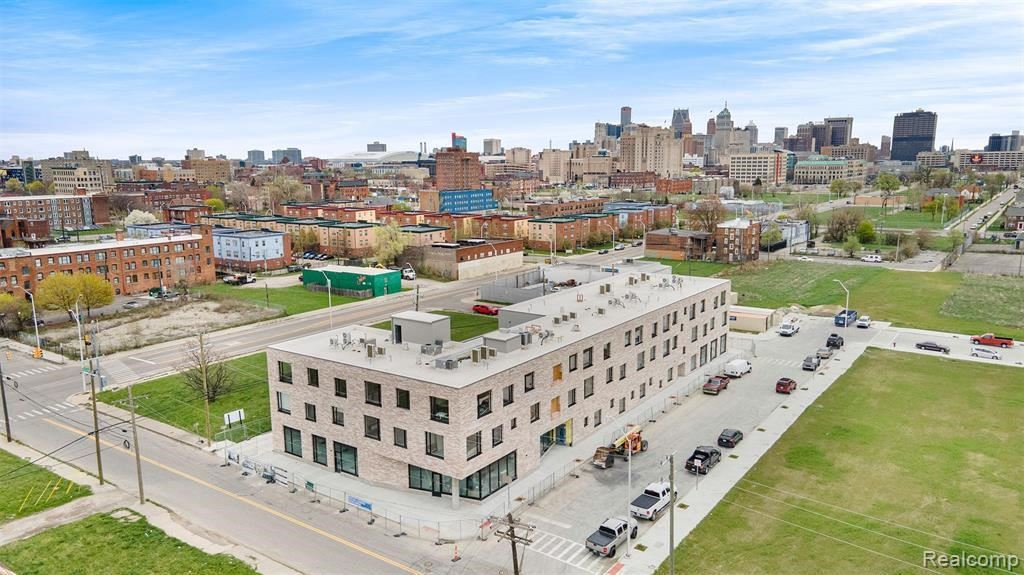 Photo for 3730 4TH ST, Detroit, MI 48201 (MLS # 40168322)