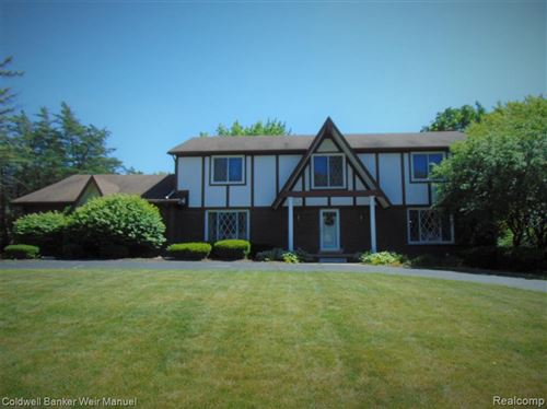 Photo of 4519 RANCH LN, Bloomfield Hills, MI 48302-2441 (MLS # 40186323)