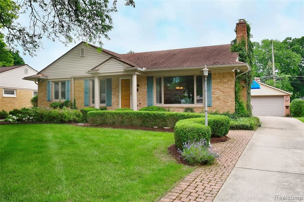 Photo for 16207 WETHERBY ST, Beverly Hills, MI 48025-5560 (MLS # 40200323)