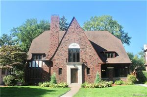 Photo of 1245 THREE MILE DR, Grosse Pointe Park, MI 48230-1121 (MLS # 21586326)