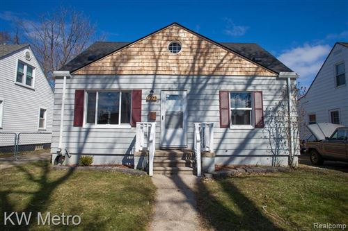 Tiny photo for 2223 COY ST, Ferndale, MI 48220-1119 (MLS # 40040329)