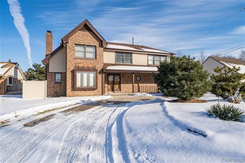 Photo of 38920 WESTCHESTER RD, Sterling Heights, MI 48310-3777 (MLS # 40145329)