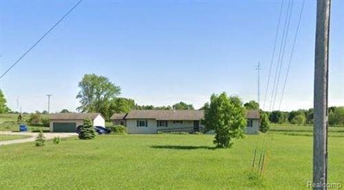 Photo of 4521 STANLEY RD, Columbiaville, MI 48421-8904 (MLS # 40235329)