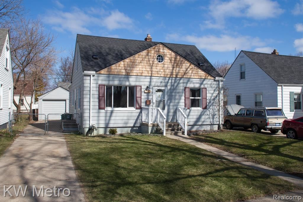 Photo for 2223 COY ST, Ferndale, MI 48220-1119 (MLS # 40040329)