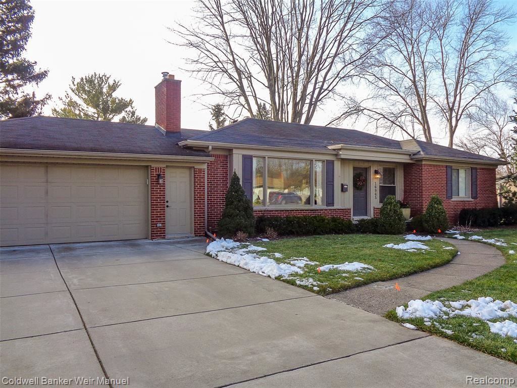 Photo for 16945 REEDMERE AVE, Beverly Hills, MI 48025- (MLS # 40137330)