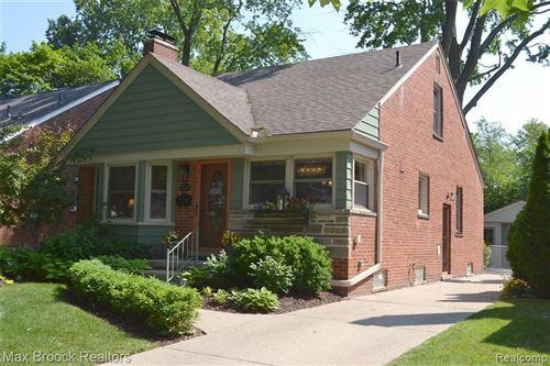 Tiny photo for 1665 MANSFIELD RD, Birmingham, MI 48009-7291 (MLS # 40183332)