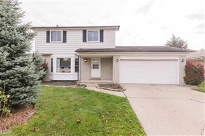 Photo of 39554 Crystal, Sterling Heights, MI 48310 (MLS # 31398333)