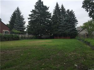 Photo of 1231 CEDAR (LOT ONLY), Birmingham, MI 48009-3625 (MLS # 21522334)