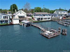 Photo of 1539 OAKLAND ST, Saint Clair, MI 48079-5124 (MLS # 21609334)