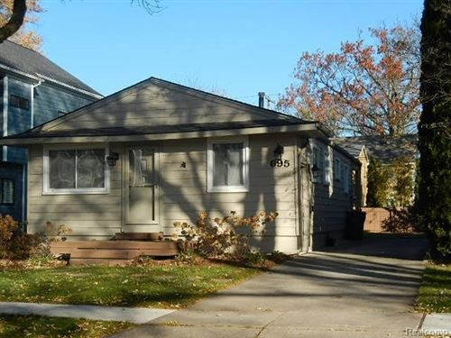 Photo of 695 BIRD AVE, Birmingham, MI 48009-2011 (MLS # 40146337)