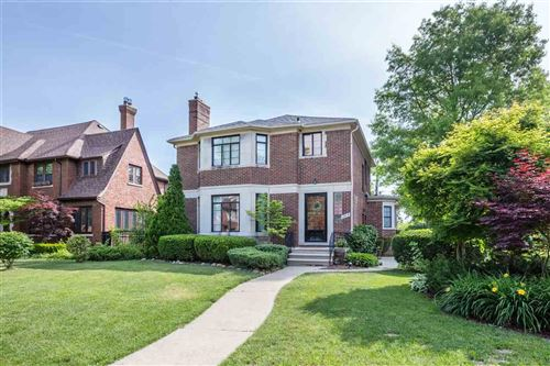 Photo of 1204 Bedford, Grosse Pointe Park, MI 48230 (MLS # 50023337)