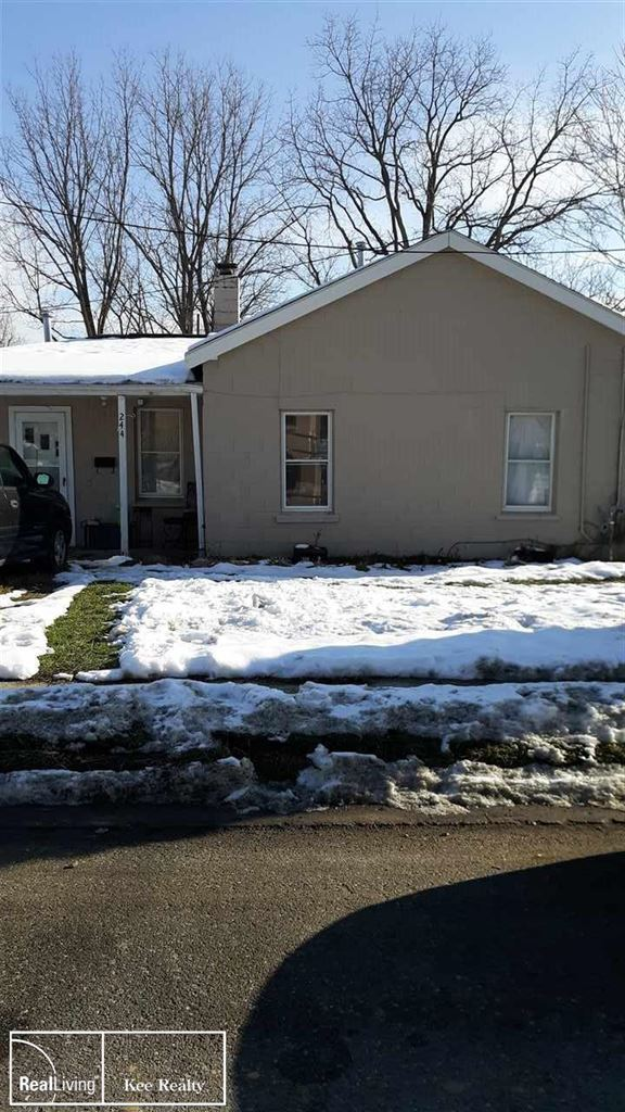 Photo of 242 Mussey, Romeo, MI 48065 (MLS # 50000337)