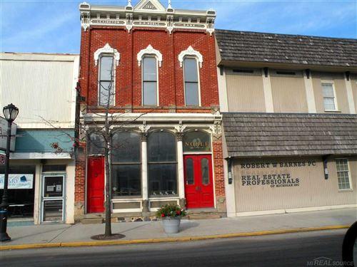 Photo of 7247 Huron Ave., Lexington, MI 48450 (MLS # 50035339)