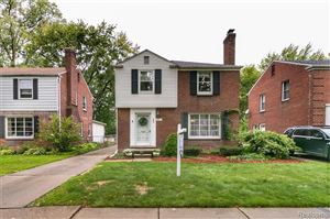 Photo of 19277 LINVILLE ST, Grosse Pointe, MI 48236-1925 (MLS # 21636348)