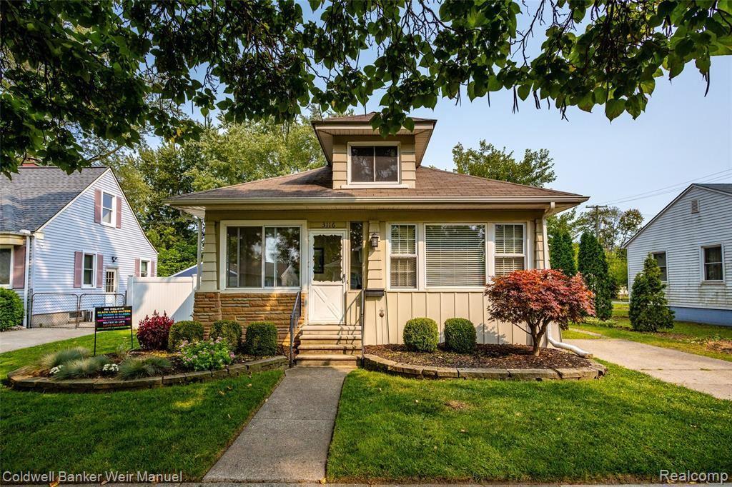 Photo for 3116 HORTON ST, Ferndale, MI 48220- (MLS # 40103352)