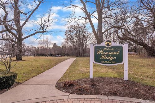 Tiny photo for 23972 WOODWARD AVE, Pleasant Ridge, MI 48069-1134 (MLS # 40143353)
