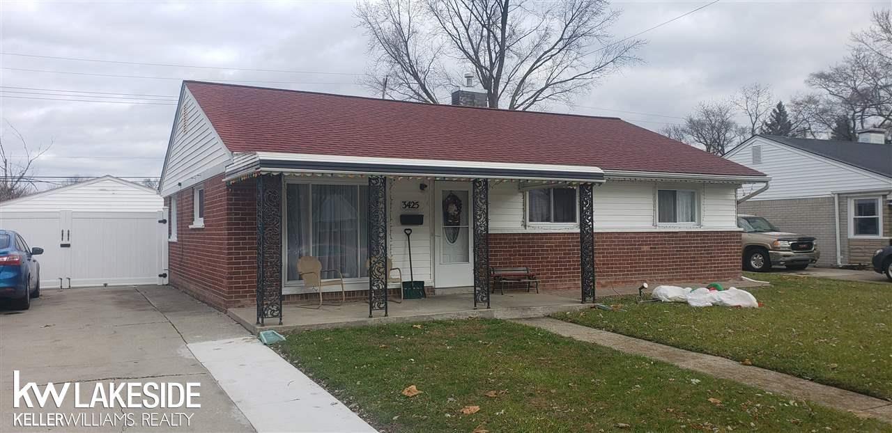 Photo of 3425 Michael Ave, Warren, MI 48091 (MLS # 50001356)