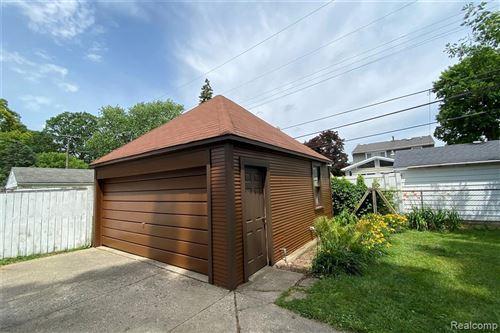 Tiny photo for 1516 W HOUSTONIA AVE, Royal Oak, MI 48073-3914 (MLS # 40071362)