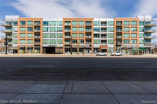 Photo of 3670 WOODWARD AVE, Detroit, MI 48201-2455 (MLS # 40047363)