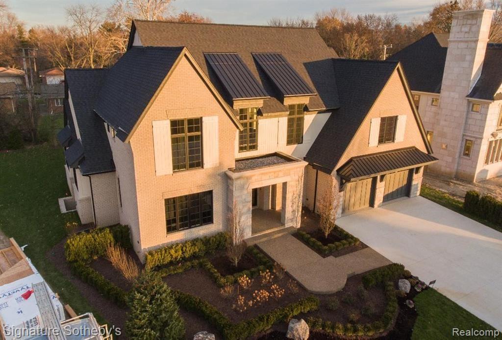 1411 MANDERFORD RD, Bloomfield Hills, MI 48304 - #: 30773369