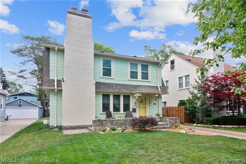 Tiny photo for 913 IRVING AVE, Royal Oak, MI 48067-3396 (MLS # 40071370)