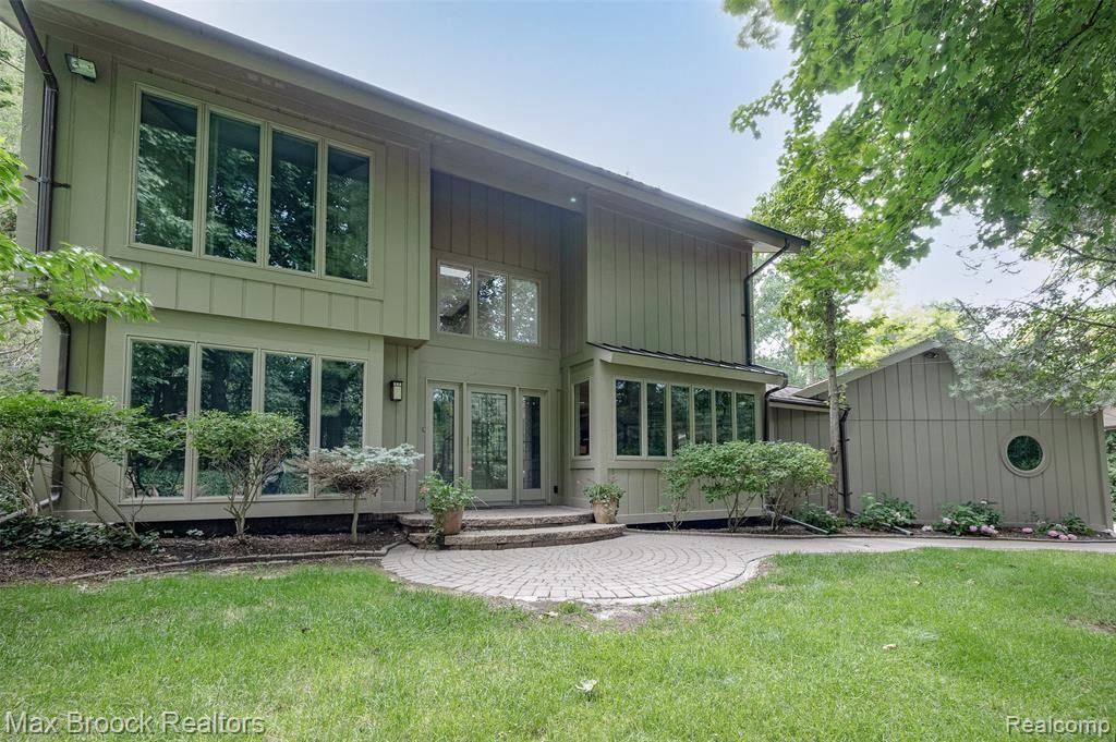 1685 KENSINGTON RD, Bloomfield Hills, MI 48304-2427 - #: 40178374