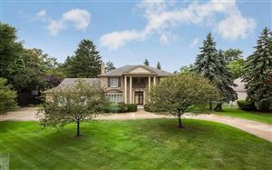Photo of 921 Lake Shore, Grosse Pointe Shores, MI 48236 (MLS # 31372375)