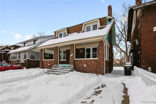 Tiny photo for 817 MARLBOROUGH ST, Detroit, MI 48215-2950 (MLS # 40147377)