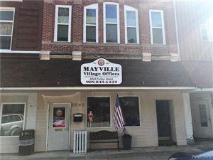 Photo of 6043 FULTON ST, Mayville, MI 48744-9168 (MLS # 21611378)