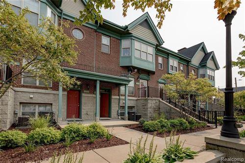 Photo of 2452 WOODWARD AVE, Detroit, MI 48201-3443 (MLS # 40104381)