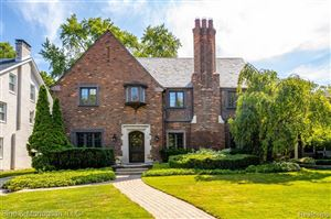 Photo of 594 RIVARD BLVD, Grosse Pointe, MI 48230-1251 (MLS # 21631385)