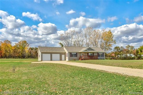 Photo of 9564 MC PHERSON RD, Millington, MI 48746- (MLS # 40115386)