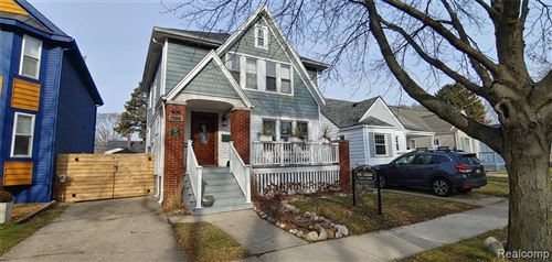 Tiny photo for 671 CHANNING ST, Ferndale, MI 48220-2631 (MLS # 40137387)