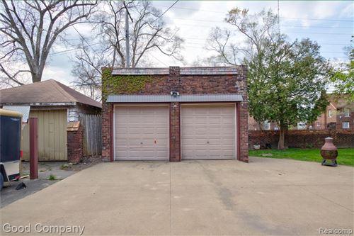 Tiny photo for 2884 OAKMAN BLVD, Detroit, MI 48238-2559 (MLS # 40168387)
