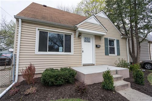 Tiny photo for 3348 EDGEWORTH ST, Ferndale, MI 48220-3422 (MLS # 40165389)