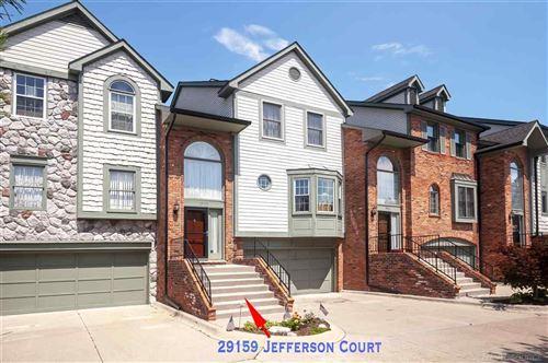Photo of 29159 Jefferson Court, Saint Clair Shores, MI 48081 (MLS # 50051393)