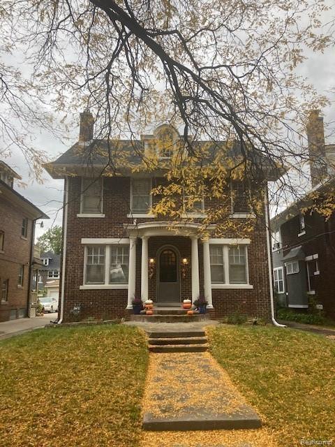 Photo for 2476 EDISON ST, Detroit, MI 48206-2045 (MLS # 40114394)